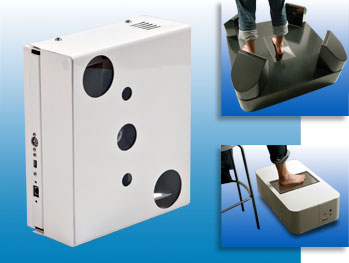 3D Foot Scanning Solution
